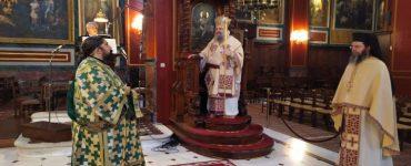 Κυριακή της Τυρινής στην Ιερά Μητρόπολη Πατρών
