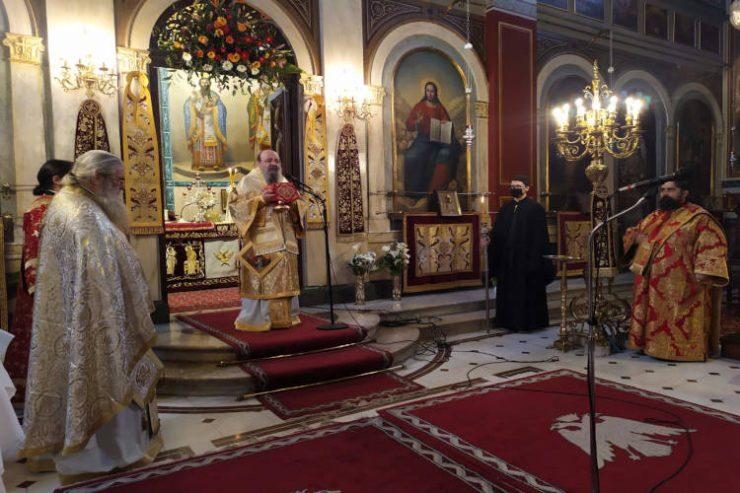 Η εορτή του Αγίου Γρηγορίου του Παλαμά στην Πάτρα
