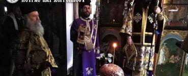 Εορτή Οσίου Αλεξίου ανθρώπου του Θεού στη Μητρόπολη Πέτρας