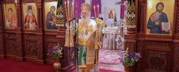 Κυριακή της Τυρινής στον Άγιο Λουκά τον Ιατρό Βεροίας (ΦΩΤΟ)