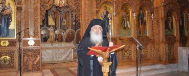 Νεαπόλεως Βαρνάβας: Η Υπεραγία Θεοτόκος με τη σιωπή Της ερμηνεύει τα Μυστήρια του Θεού