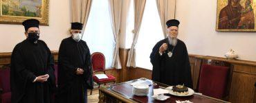 Τα γενέθλιά του γιόρτασε ο Οικουμενικός Πατριάρχης