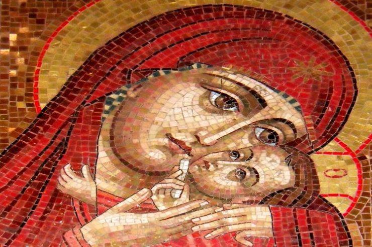 9 Απριλίου: Δ´ Χαιρετισμοί της Παναγίας