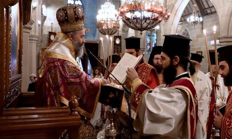Χειροτονία νέου Διακόνου στην Αρχιεπισκοπή Αυστραλίας