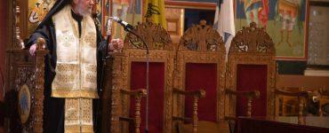 Αρχιεπίσκοπος Κύπρου: Να αφήσουμε τον Θεό να εισέλθει στην καρδιά μας όπως η Παναγία