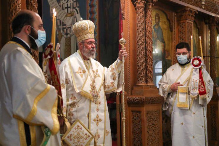 Αρχιεπίσκοπος Κύπρου: Να αντιδράσουμε στο φρόνημα αυτής τής ζωής για να κερδίσουμε την αιώνια