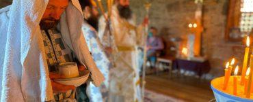 Χειροτονία Διακόνου στην Αρχιεπισκοπή Θυατείρων