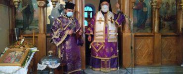 Προηγιασμένη Θεία Λειτουργία στον Άγιο Βασίλειο Βιάννου
