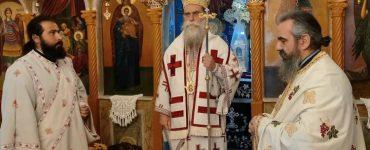 Κυριακή Δ΄ Νηστειών στην Ιερά Μονή Μελατών Άρτης