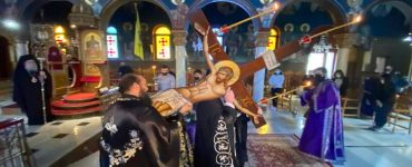 Ακολουθία των Παθών του Κυρίου στην Ελευθερούπολη