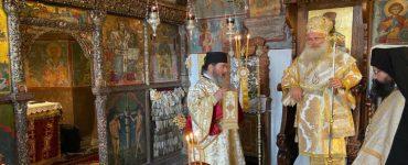 Ιεραπύτνης Κύριλλος: Οσία Μαρία Αιγυπτία πρότυπο μετανοίας