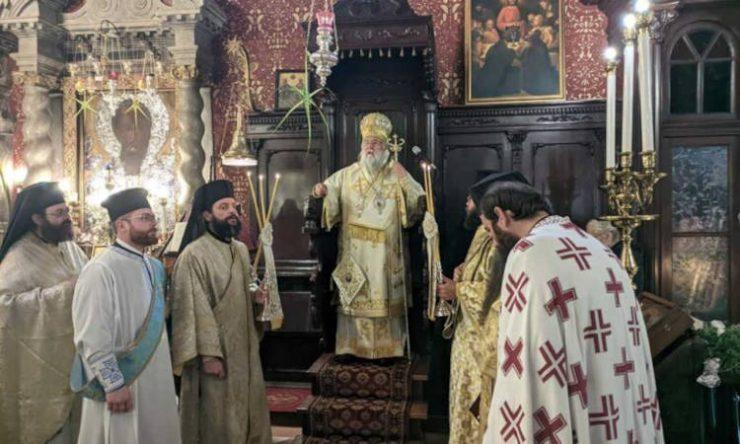 Κερκύρας Νεκτάριος: Να μαρτυρούμε τον αναστημένο Χριστό