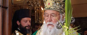Κερκύρας Νεκτάριος: Όπου υπάρχει πίστη, εκεί και ο Κύριος εγγύς