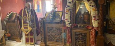 Εόρτασε στα Παχιανά ο Άγιος Αμφιλόχιος ο Πάτμιος