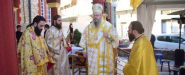 Κυριακή της Δ΄ Νηστειών στον πληγωμένο Άγιο Γεώργιο Τυρνάβου