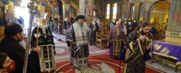 Προηγιασμένη Θεία Λειτουργία στον Άγιο Γεώργιο Λαρίσης