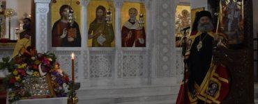 Μάνης Χρυσόστομος: Ξένοι από την αμαρτία