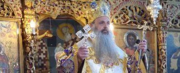 Μετεώρων Θεόκλητος: Δεν υπάρχει άλλη διέξοδος σωτηρίας παρά η προσευχή και η νηστεία