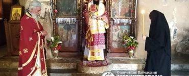 Κυριακή Ε´ Νηστειών στην Ιερά Μονή Κεράς-Καρδιωτίσσης Πεδιάδος
