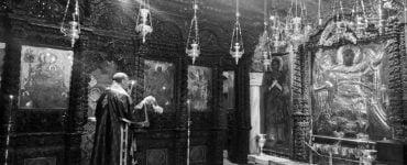 Η Ακολουθία του Μεγάλου Κανόνος στη Μονή Πανορμίτου