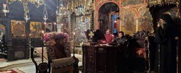 Ακολουθία του Νυμφίου στην Ιερά Μονή Πανορμίτου