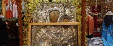 Η Άνδρος εόρτασε την προστάτιδα της Παναγία Θεοσκέπαστη
