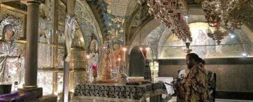 Η τελευταία Προηγιασμένη Θεία Λειτουργία στο Πατριαρχείο Ιεροσολύμων