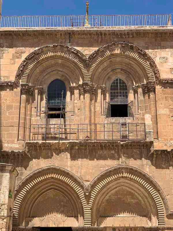 Επεισόδιο με τους Αρμένιους στον Πανάγιο Τάφο
