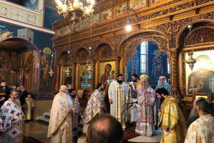 Χειροτονίες δύο νέων Ιερέων στη Μητρόπολη Αιτωλίας