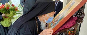 Ο Οικουμενικός Πατριάρχης τίμησε τη μνήμη του Ιερομάρτυρος Πατριάρχου Κωνσταντινουπόλεως Γρηγορίου Ε'