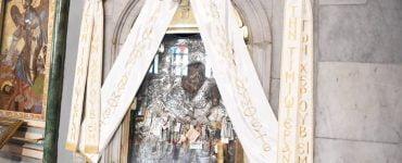 Η Γ´ Στάση των Χαιρετισμών στην Παναγία των Βλαχερνών