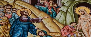 Πανήγυρις Αγίου Λαζάρου στην Κατερίνη