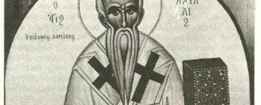 Αγρυπνία Αγίου Αχιλλίου στα Τρίκαλα Εορτή Οσίου Αχιλλίου Επισκόπου Λαρίσης