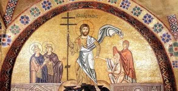 Αναστήτω ο Θεός - Πάσχα Ιερόν (Στιχηρά του Πάσχα)