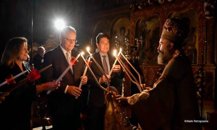 Η Ανάσταση του Κυρίου στην Αρχιεπισκοπή Αυστραλίας