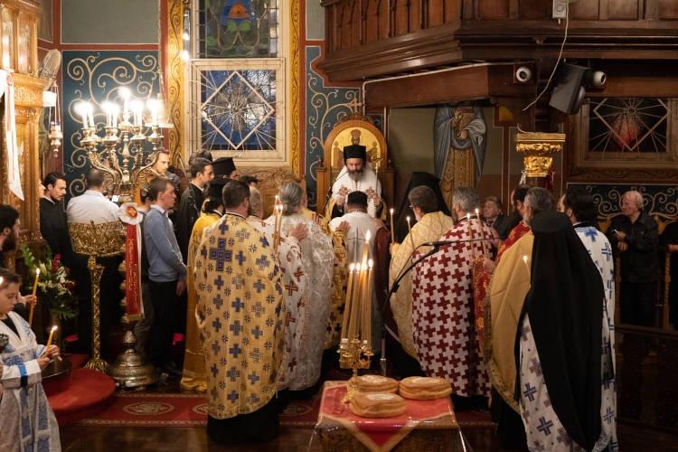 Εορτή Αγίων Κωνσταντίνου και Ελένης στο Σύδνεϋ