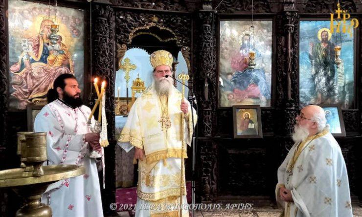 Η Άρτα πανηγύρισε τους Οσίους Απόστολο και Θεοχάρη