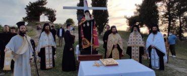Λαμπρά εορτάστηκε η Ζωοδόχος Πηγή στη Μητρόπολη Δημητριάδος