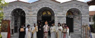 Σύναξις Παναγίας Ελεούσης στην Ιερά Μονή Αναλήψεως Σίψας