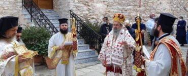 Μνήμη των οσίων 172 Πατέρων των εν τη Ιερά Μονή Εικοσιφοινίσσης αναιρεθέντων