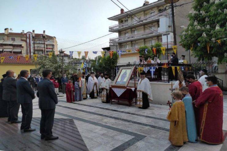 Η πόλη των Γρεβενών γιόρτασε τον Πολιούχο της Άγιο Αχίλλιο