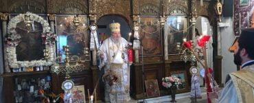 Η Εορτή του Αγίου Γεωργίου στη Μητρόπολη Κυδωνίας