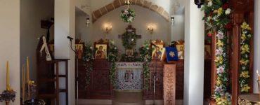 Θυρανοίξια Ιερού Ναού στην Κίσαμο