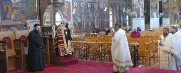 Εορτή Αγίου Επιφανίου Επισκόπου Κωνσταντίας στη Μητρόπολη Κωνσταντίας και Αμμοχώστου
