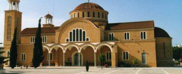 Πανήγυρις Μητροπολιτικού Ιερού Ναού Αγίου Γεωργίου Παραλιμνίου