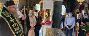 Ξεκίνησαν οι εορτασμοί για τον Άγιο Αχίλλιο στη Λάρισα