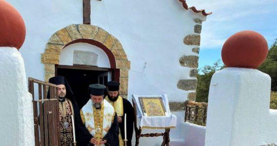 100 χρόνια ζωής του Ιερού Ναϋδρίου Αγίου Γεωργίου Φαρμακονησίου