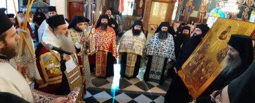 Η εορτή των Οσίων Μετεωριτών Πατέρων στη Μητρόπολη Σταγών και Μετεώρων