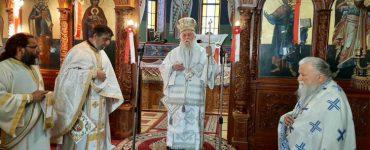 Εορτή Αγίου Δονάτου Πολιούχου και Προστάτου της Παραμυθίας