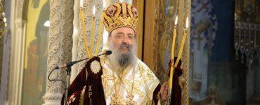 Πατρών Χρυσόστομος: Η Παναγία να δώση σε όλους την χαρά της Αναστάσεως του Υιού Της…